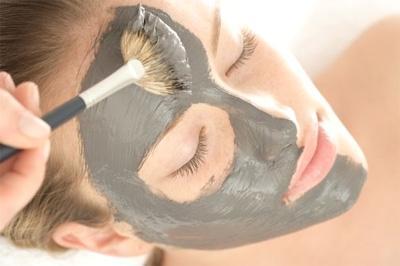 Máscara de arcilla