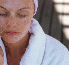 Mascarilla para piel seca