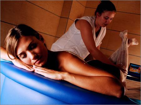 Tratamiento en balneario