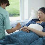 Fiebre, escalofríos y sudoración en pacientes con cáncer