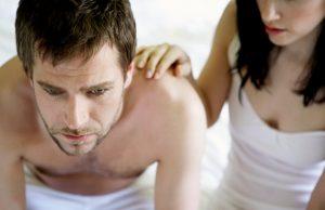Impotencia sexual (disfunción eréctil)