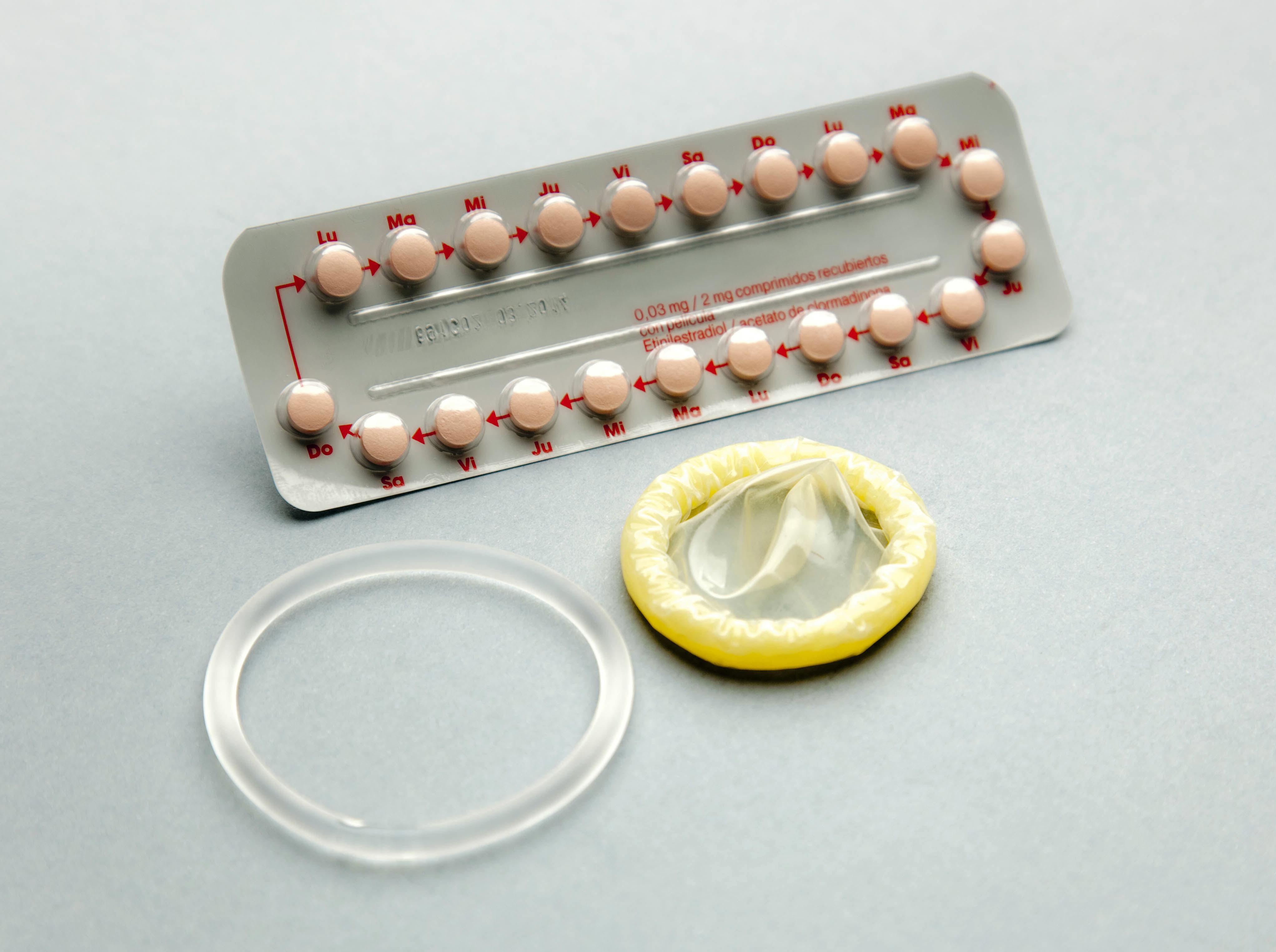 ¿Los métodos anticonceptivos son confiables?